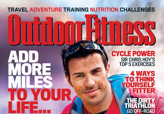 Outdoor Fitness May 2015 Issue