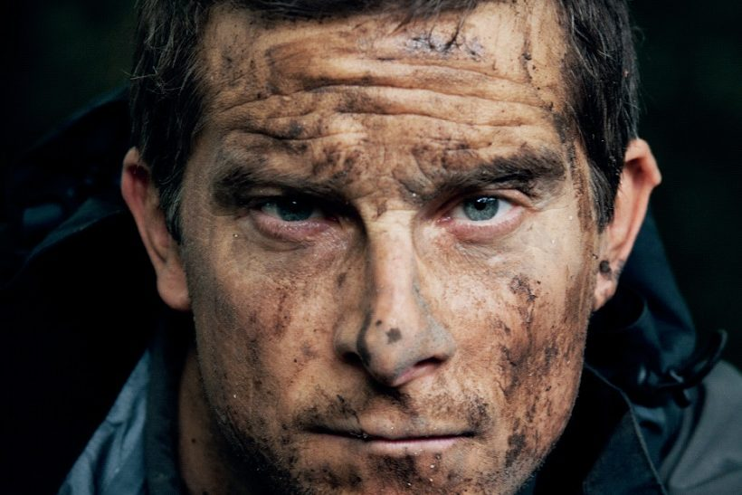 Where does Bear Grylls go for his adventure kicks in the UK?
