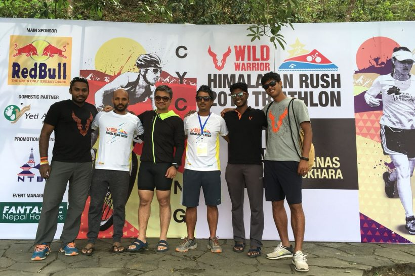 Wild Warrior Himalayan Rush 2018